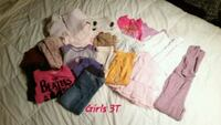Girls 3T clothes Kokomo, 46901