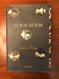 Life in the Air Ocean: Stories by Sylvia Foley (hardback book) Catonsville, 21228