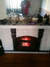 Electric fireplace Temple Hills