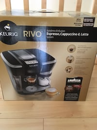 Keurig coffeemaker box