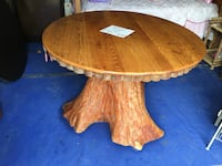 Amish made round table Eaton, 48813