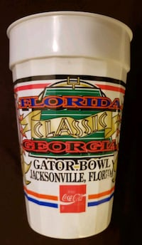 GATOR BOWL CUP LOOK READ