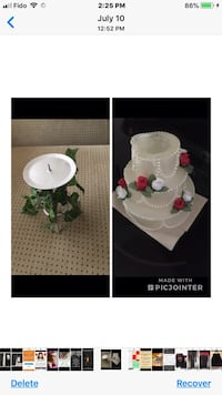 Candle And Stand Decor Toronto, M4A 1T7