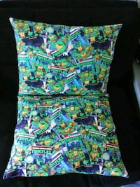 2 ninja turtles pillows Las Vegas, 89104