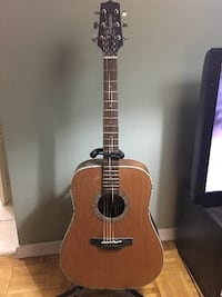 Takamine Acoustic Guitar  Toronto