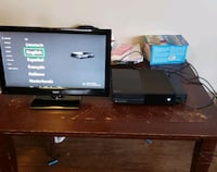 Xbox One (Series One) With TV + Controller