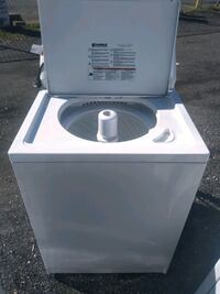 Whirlpool heavy duty top loader washer works good free delivery  Prince George's County, 20746