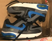 New boys or toddler airmax with box size 9  Medford, 02155