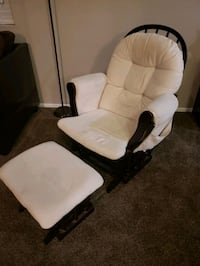 Rocking chair and ottoman for sale Henderson, 89012