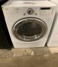 ❥Used LG gas dryer front load - Seaford