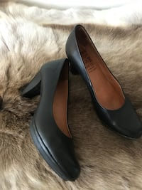 Leather pumps Handmade Size 38 Oslo, 0675