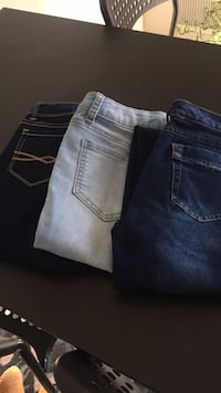3 Pants, size 10, for $15. Never used  Middletown, 21769