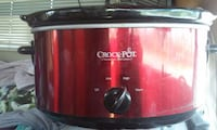 red Rival Crock-pot slow cooker