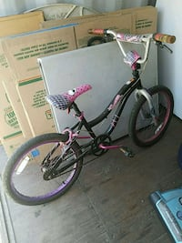 toddler's black and pink bicycle Ventura, 93001