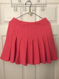 H&M pink pleated skirt size m Toronto, M4W 1A9