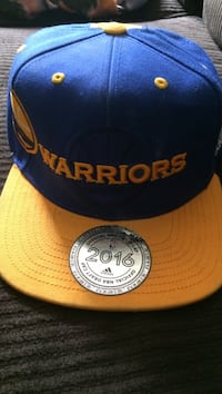 2016 blue and yellow Adidas Golden State Warriors snapback Hedgesville, 25427