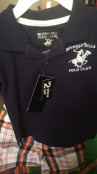 Polo Outfit 3-6m Houston, 77073