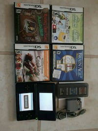 Nintendo DS with lots of games and accessories  Edmonton, T5A
