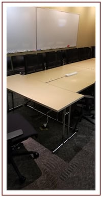* * TRAINING TABLES in very nice shape * * can deliver Rancho Cucamonga