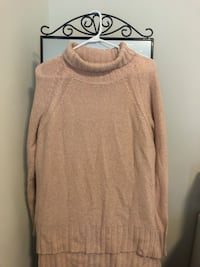 BLUENOTES Light Pink Sweater Markham, L3R