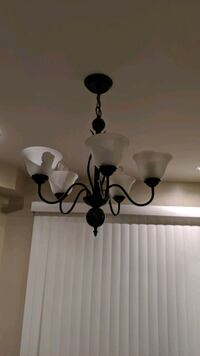 Beautiful Black Chandelier Mississauga, L5M 4S9