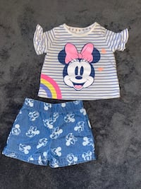 BabyGirls Outfit Set
