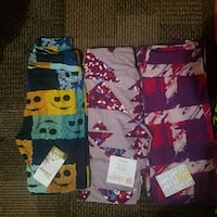 New with tags lularoe and some euc West Monroe, 13167