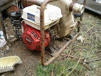 white and red portable generator Portland, 97230
