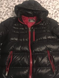 Guess Jacket - Navy VANCOUVER