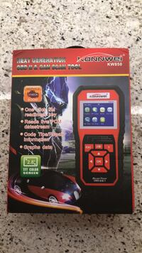 OBD 11 and scan tool  it's a very good quality and easy to use