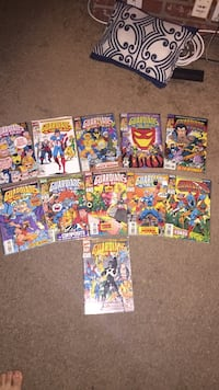 Eleven comic book collection Los Angeles, 91311