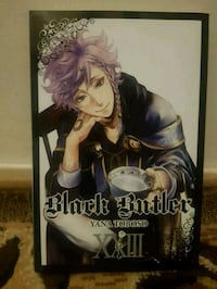 New Black Butler Manga Volume XXIII (23)