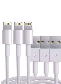 3 iPhone chargers Kissimmee, 34747