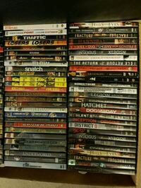 175 DVDs at only $1 each Edmonton, T6M 1B4