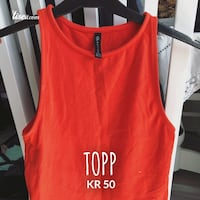 Crop top Oslo, 0597