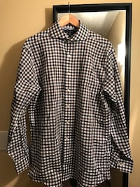 Tommy Hilfiger Men's 16/34-35 Plaid Calgary, T2R 0S1