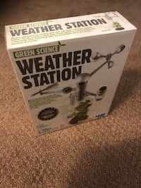 BNIB Green Science weather station for kids