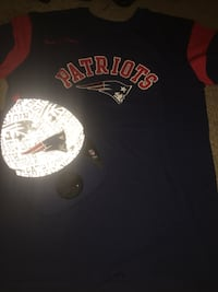 New England Patriots Youth T-Shirt and Flex back Hat London, N5X 0G1