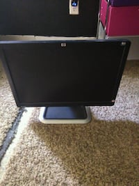 black Dell flat screen computer monitor Fargo, 58102