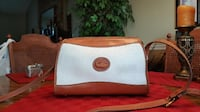 Authentic Dooney And Bourke Bone Leather Vintage Purse