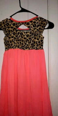 Dress for girl size 8-10
