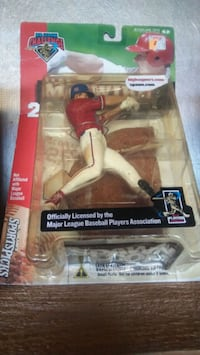 Starting Lineup baseball player figurine in pack