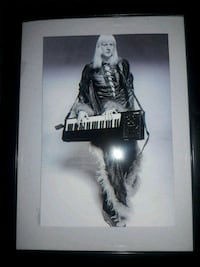 EDGAR WINTER PICTURE  Redford Charter Township