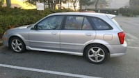 MUST GO TODAY Mazda Protege - 2002