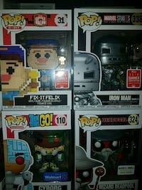 Pop ! vinyl figure collection Gaithersburg, 20877
