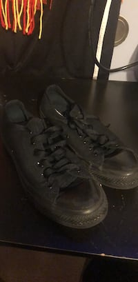 black convers size 6 in men Charles Town, 25414