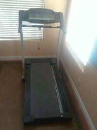 black and gray automatic treadmill Las Vegas, 89147