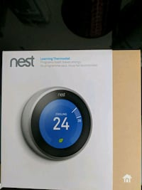 Nest Learning Thermostat 3rd Gen - Not Negotiable Toronto, M4K 3Y2