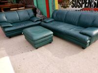 Nice Set of Couches With Ottoman El Paso, 79915