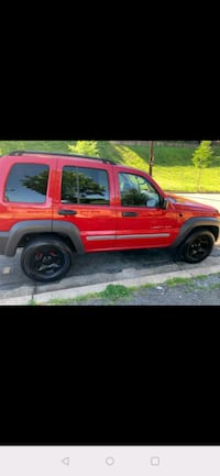2002 Jeep liberty sport 134,000 miles Capitol Heights, 20743